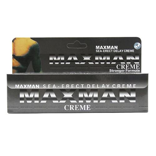 Crema Maxman intarzierea ejacularii