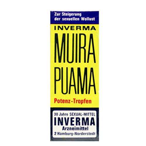 Picaturi afrodisiace Muira Puama