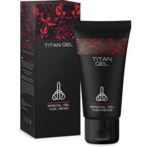 Titan gel pentru marirea penisului