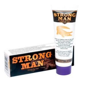 Strong Man crema pentru marire virilitate