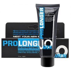 Crema Prolonger